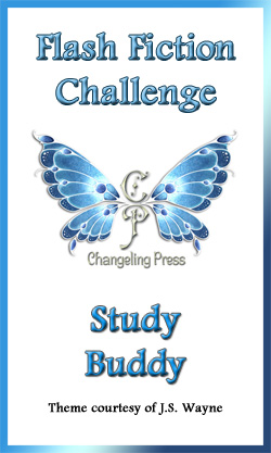 Flash Fiction Challenge: Study Buddy