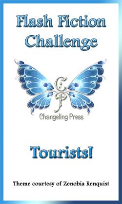 Flash Fiction Challenge: Tourists